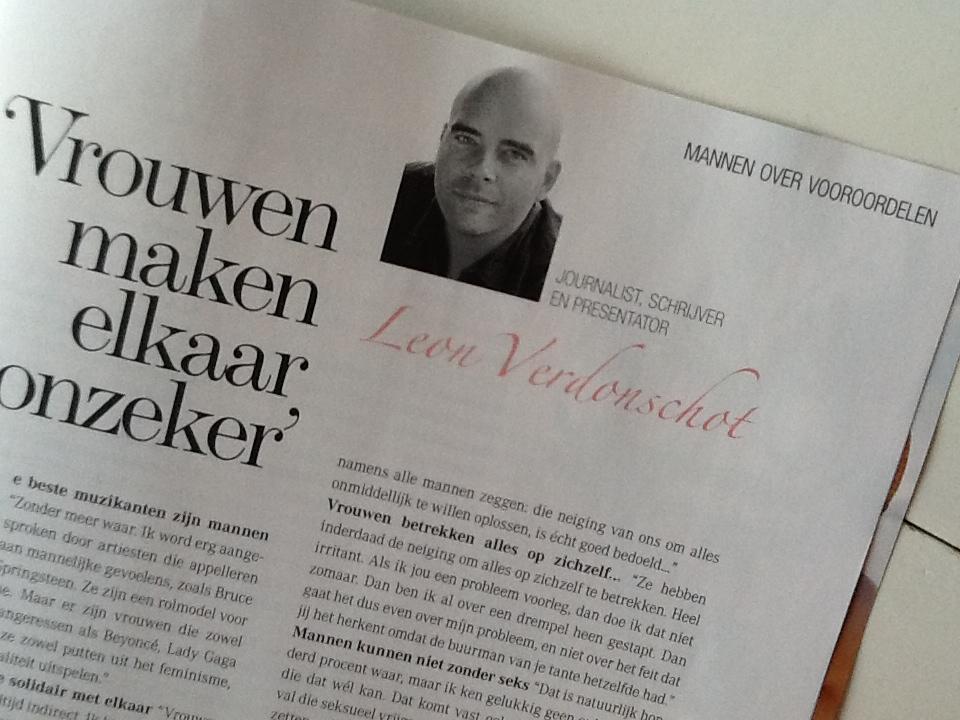 Presentator Inhuren? Leon Verdonschot Via Bukman Management