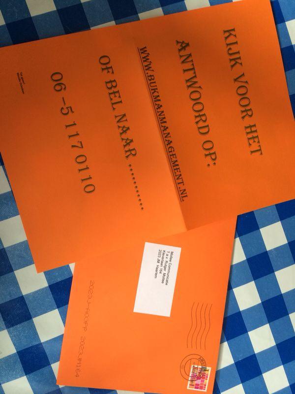 Bukman Management Oranje Festival
