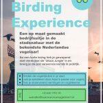 The Birding Experience