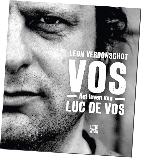 Leon Verdonschot Schrijft Vos