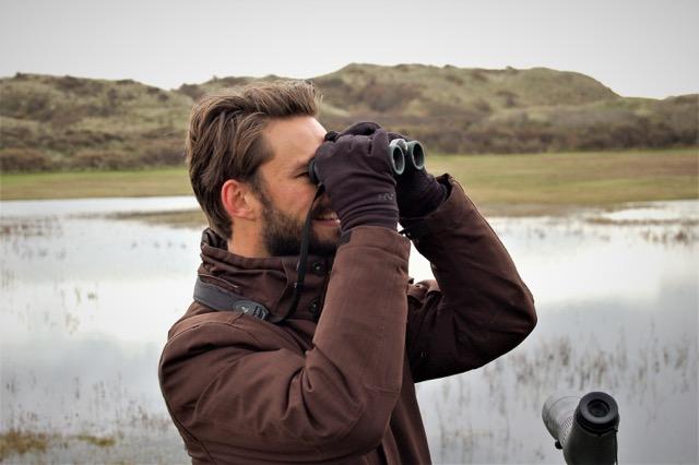 Vogelexcursie Arjan Dwarshuis