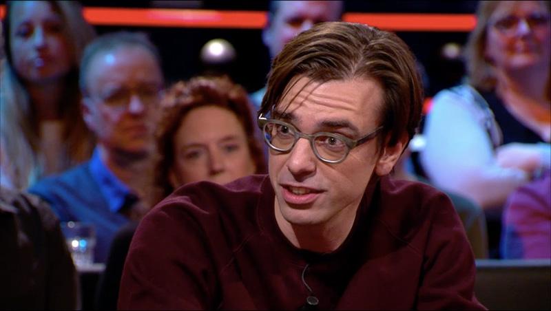 Ruben Terlou Bij DWDD